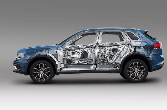 11.99万元起售 大迈X7-8AT车型正式上市
