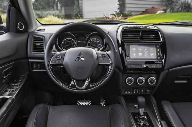 三菱新推运动版SEL车型,配全时四驱,力争紧凑型SUV市场