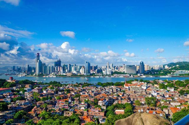 厦门城市总体规划:从海岛到海湾,从中国到世界,海上花园新蓝图图片