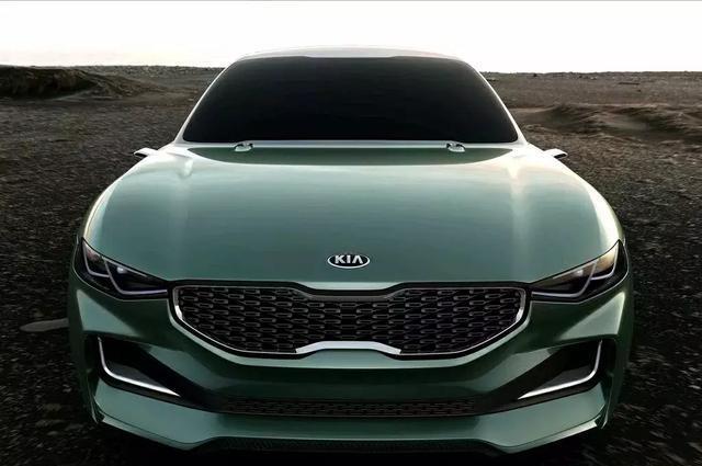 起亚为了挽回国内消费者,放手一搏,新车有点奥迪A7的影子