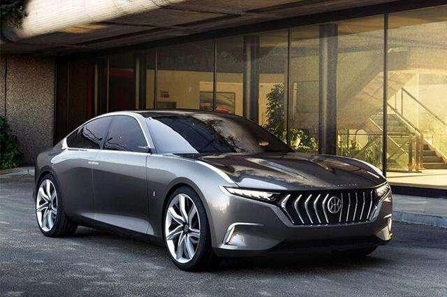 这款逼格超高的新能源汽车,不加油轻松续航1000公里
