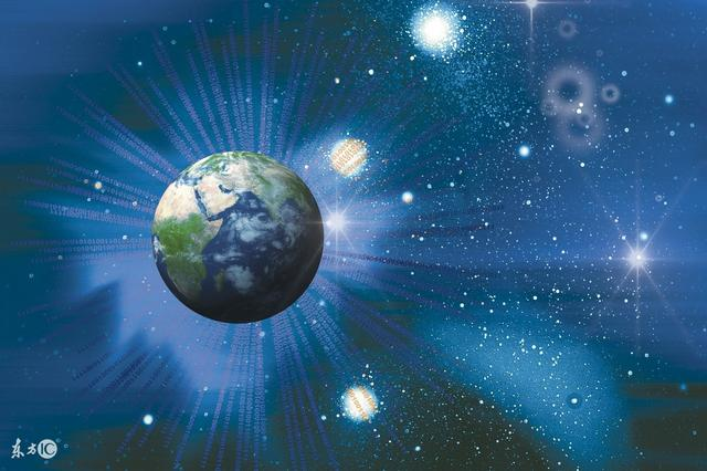 英国科学家称发现了宇宙在遥远的过去曾被其他平行宇宙