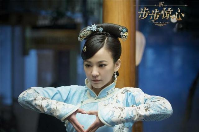 古装和现代装差别很大的女星:陈意涵古装太冷艳,这是郑合惠子?