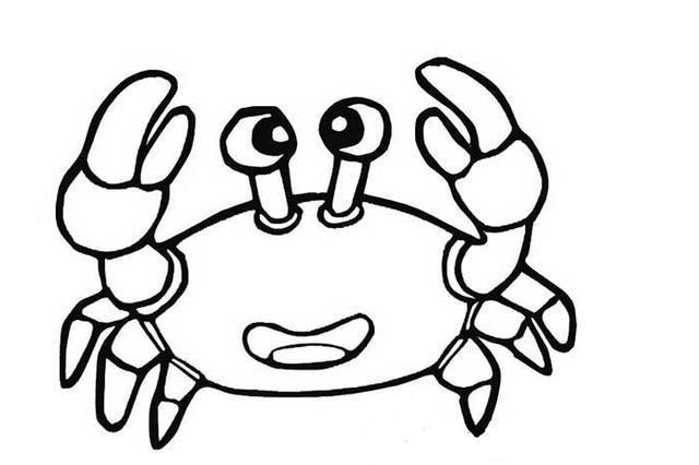 早教育儿简笔画,教宝宝画小鸟出租车小狗和螃蟹