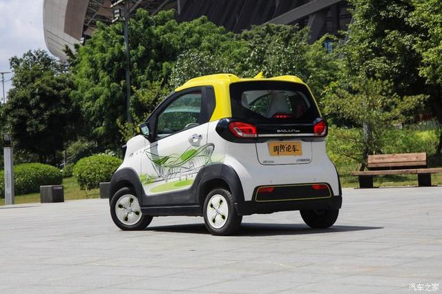 """这是1辆回头率超过法拉利的""""玩具车"""" 来自广西独家——宝骏E100"""