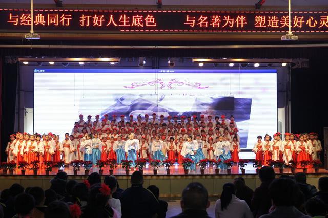 太原第三实验中学:传承传统文化 培育时代新人