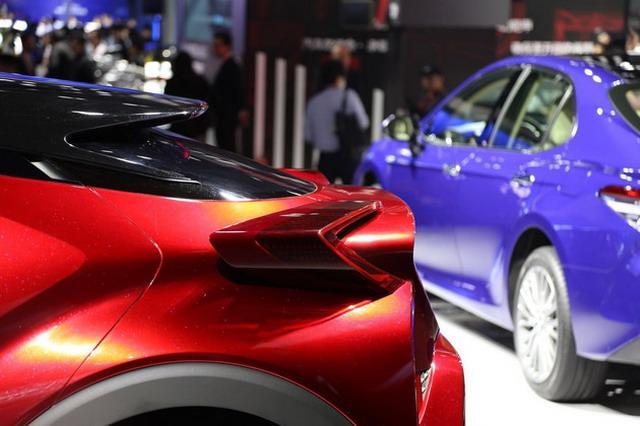 丰田首款小型SUV 奕泽有望于2018年5月上市