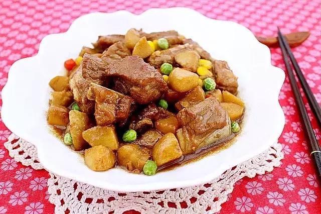 土豆做法|美食的50种食谱美味,总有一种是你的菜豆角家常菜排骨大全的焖做法图片