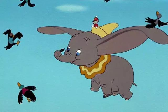 关于迪士尼小飞象那些并不呆萌的真相|毁童年