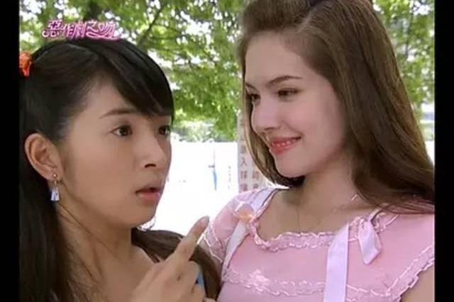 还记得《恶作剧之吻》里的女二号裴子瑜?她现在长这样!别墅英伦户型室外图片