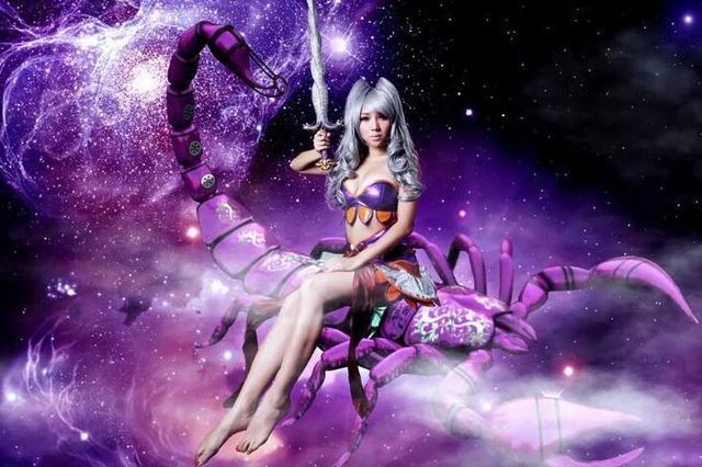天蝎座80%天蝎座是一个渴望v众生众生的性格.白羊座最全面星座图片