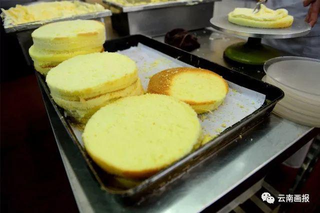 咸奶油蛋糕有多好吃?全昆明据说他家的最棒
