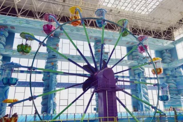 室内游乐场——海底两万里