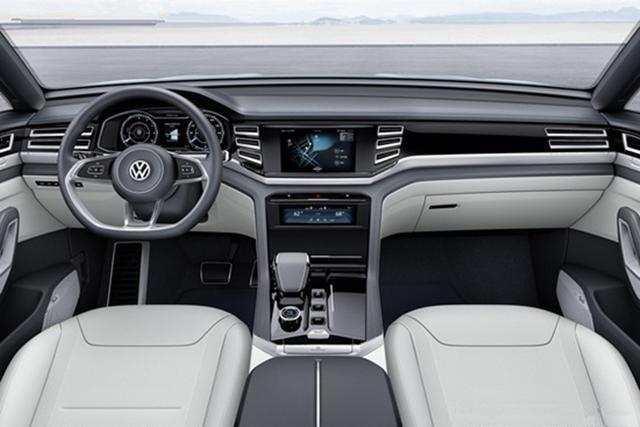 途观L或被终结!大众全新紧凑级SUV,比揽胜漂亮