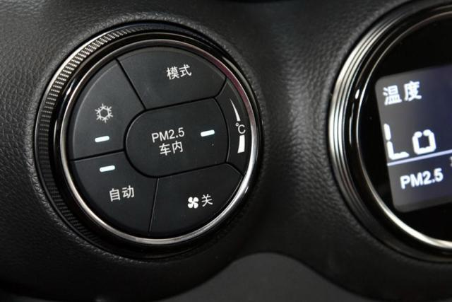 全世界只有这两家车企用中文按键