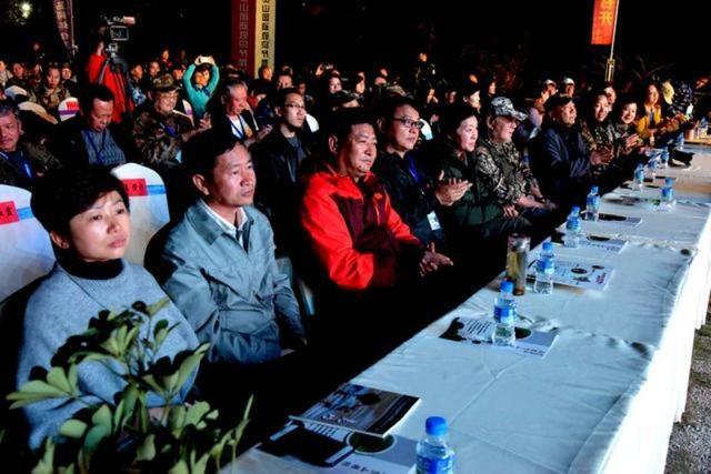第二届高黎贡山国际观鸟节保山百花岭开幕