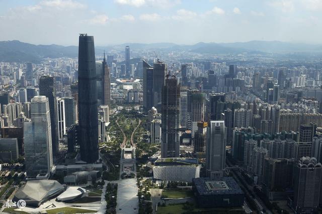 美媒: 中印两国10大城市对比差距感强烈, 印度追赶中国还需时日