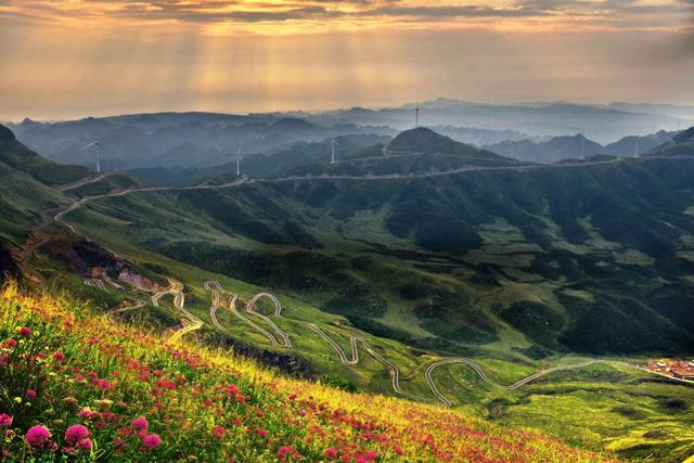 贵州最高的山——韭菜坪,千年难得一见的美景