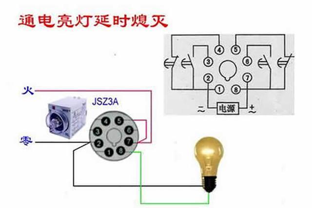 电工必备 声控开关怎么安装 声控开关接线图讲解,非常