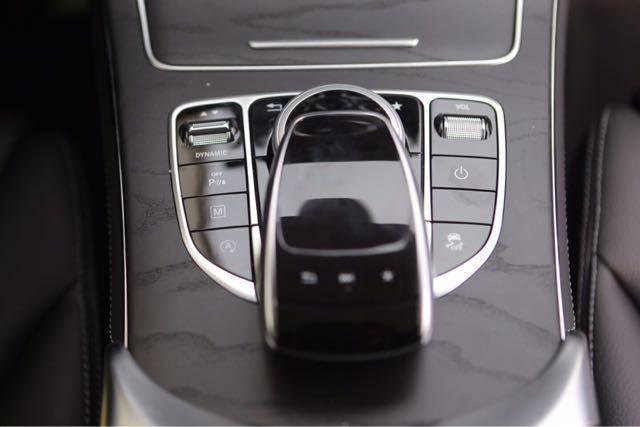 18款墨版奔驰GLC300 奔驰进军大热的SUV领域