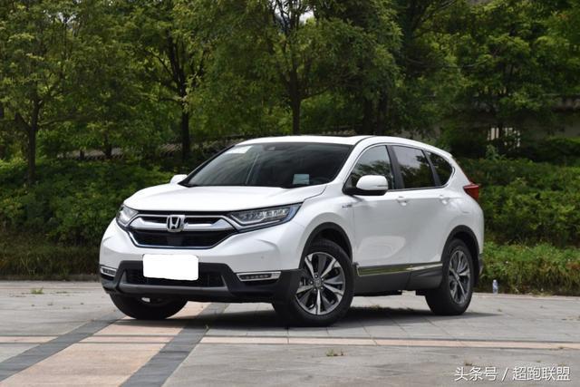 良心之作,本田旗下SUV,一箱油能跑1200公里!还买啥途观昂科威