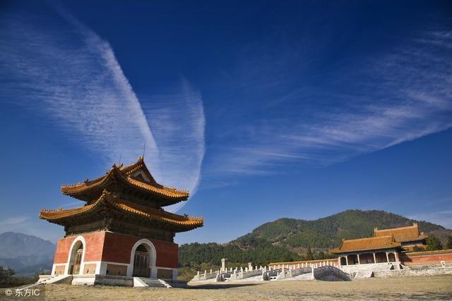 藏在蓟州的风水宝地,东山脚下是满清皇陵,西山脚下是王爷陵