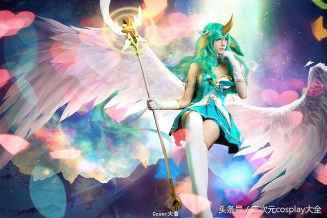 英雄联盟圣洁化身索拉卡多少钱_英雄联盟星之守护者,漂亮又美如画的索拉卡!