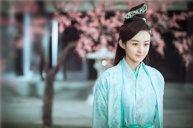 大家认为赵丽颖哪个古装剧中服饰最漂亮