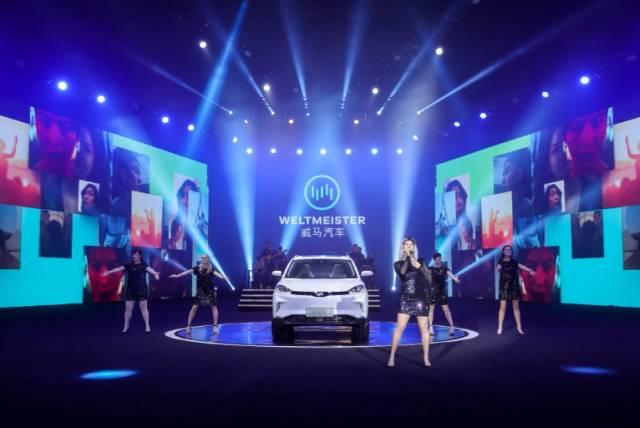 主打国民智能电动车,威马EX5来了