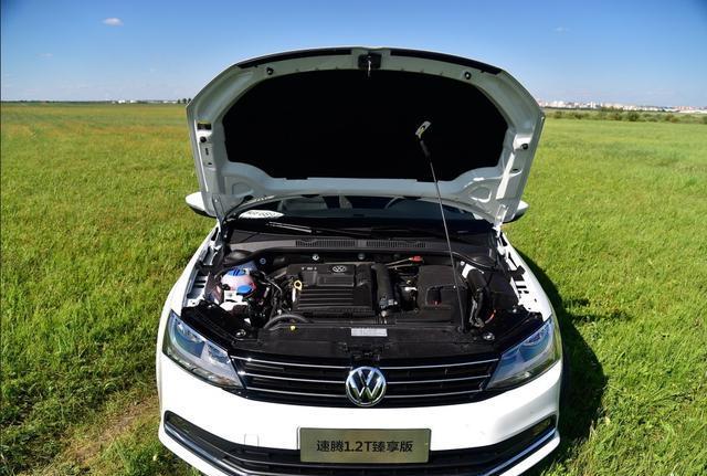试驾一汽速腾1.2T,1.6L自吸可以淘汰了