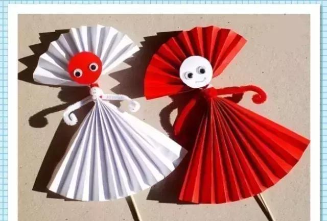 「手工」幼儿园假期亲子手工制作,创意无限!