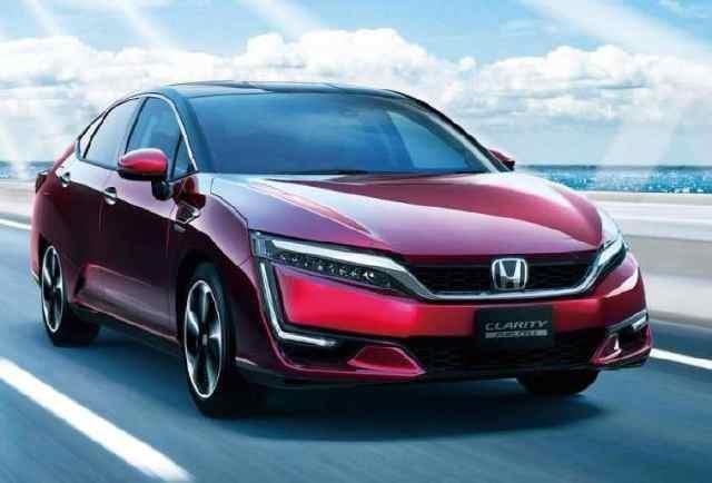 本田推出新能源汽车, 既不用充电也不用加油!