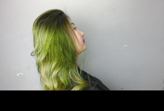 欧艺丽化妆学校教你草木绿色