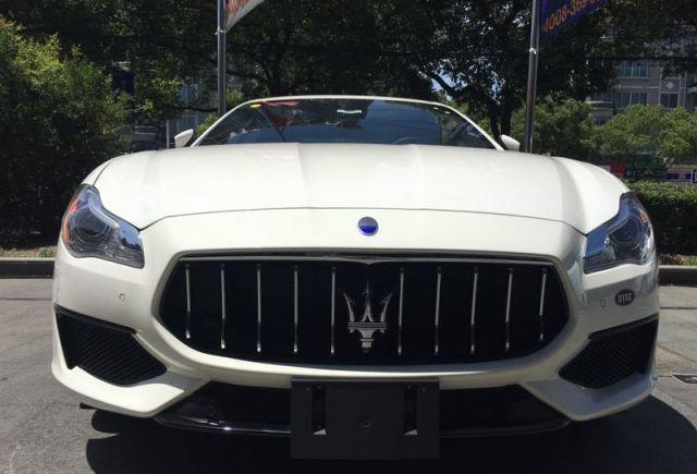 17款加版玛莎拉蒂总裁S Q4运动版 奢华品质和优雅风格的完美车型
