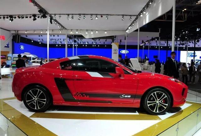 这款外形酷似法拉利的国产跑车售价不足十万,可为何总无人问津?