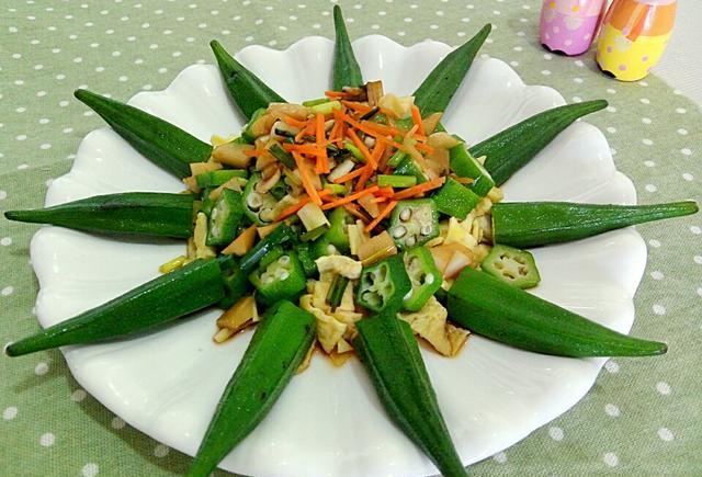 儿童手工制作韭菜