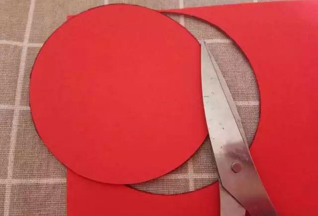 「手工」造型可爱,制作简单的纸做草莓|草莓|圆形