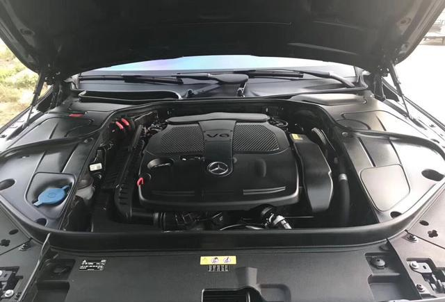 这车51W拥有 2016款奔驰S400 Hybrid油电混合 德版