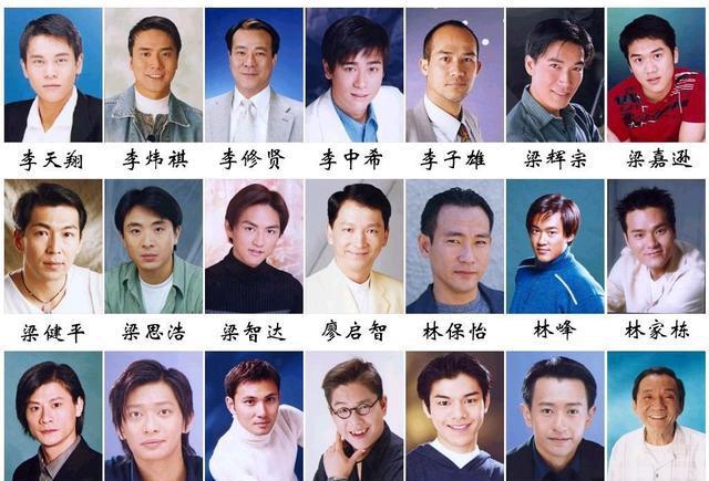 香港电视剧里常出现这243位演员,楚源认识,为首一半怪医黑杰克网剧图片