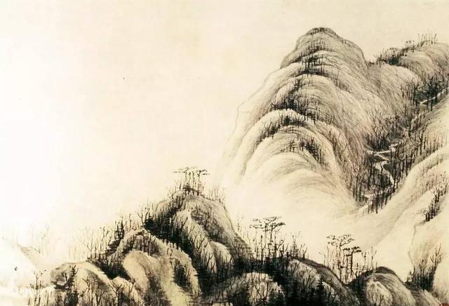 国画鉴赏,古代山水画篇图片