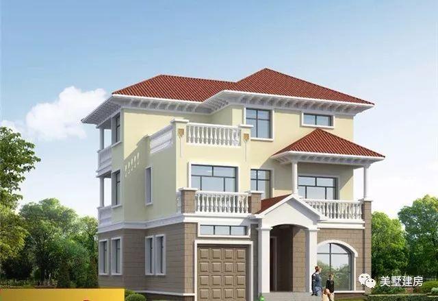 农村自建房一层,120平方,要求3个卧室,一厨房,一客厅带饭堂,一公卫