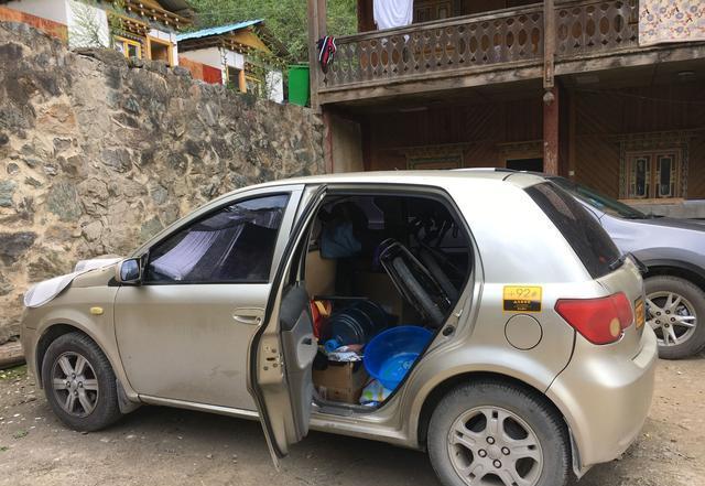 关于我八千块的车和新手自驾云南山区的体验