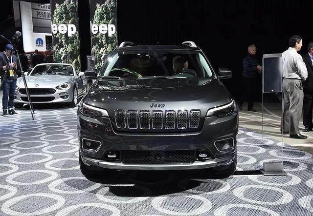 Jeep新款自在光正式亮相