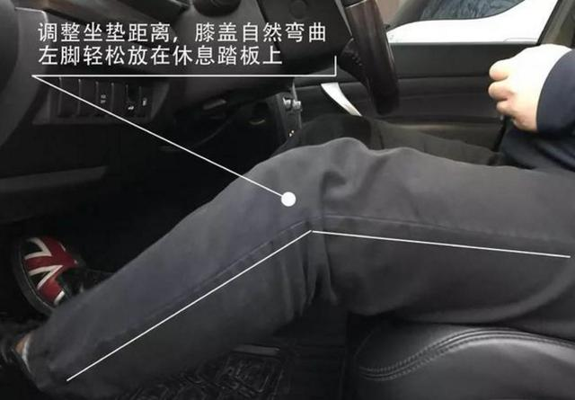 这种开车姿势对身体伤害最大,很多老司机都不知道