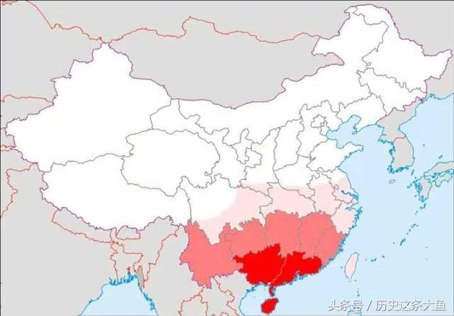 华东,华北,华南,华中是怎么区分的?各有哪几个省?