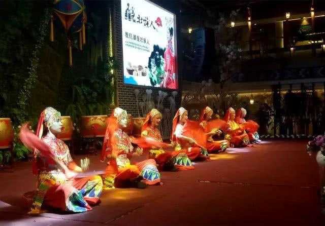 靖西民俗文化旅游节之壮族美食一条街附近李沧美食剧院图片