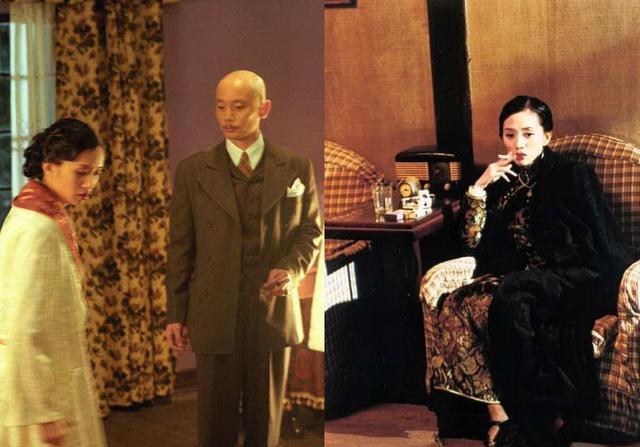 就是2003年林心如,蒋勤勤,谭耀文,李立群主演的电视剧版《半生缘》.图片