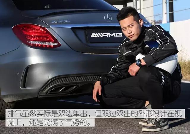 这款号称性价比最高的AMG,到底有多少料?