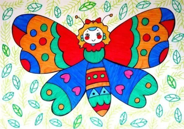 育儿|绘画与儿童的内心世界图片