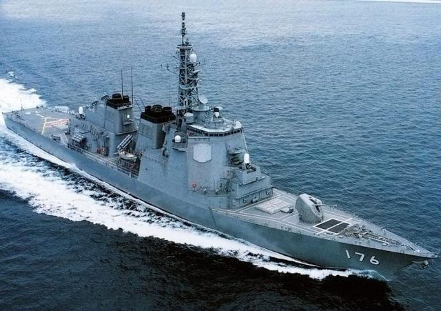 为什么日本海军是亚洲最好的,而不是中国